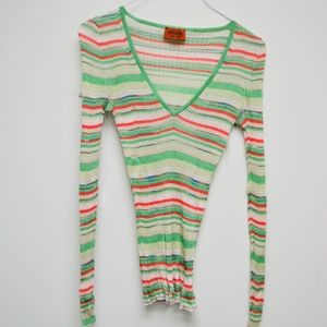 Missoni Silk Sweater